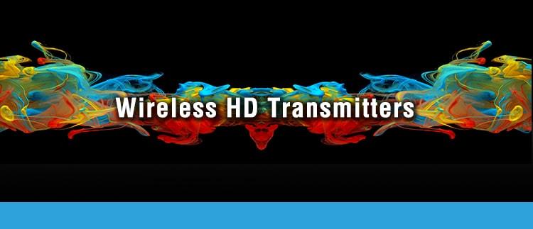 Wireless HD Transmitter Medical Solution