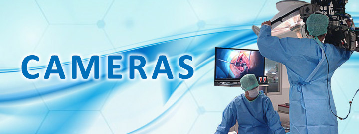 Cameras - Medical Imaging Cameras