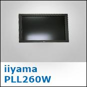 iiyama PLL260W