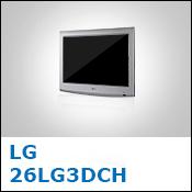 LG 26LG3DCH