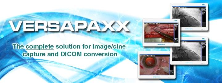 VERSAPAXX - Analog Digital Image Capture