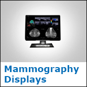 Barco Mammography Display