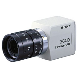 Sony DXCC33 3CCD Color Video Camera, NTSC