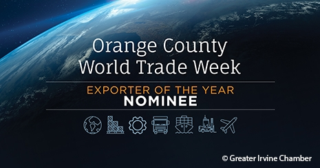 Ampronix Nominated for 2018 Exporter of the Year