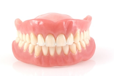 New Dentures Have an Anti - Fungal Medicine That Fights off Infection