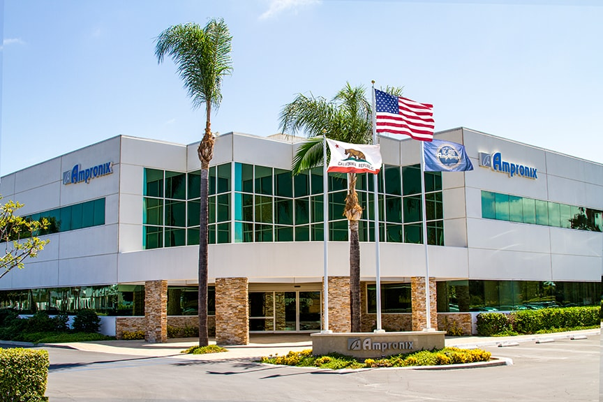 Ampronix Office Building, Irvine, California