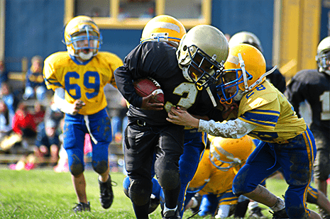 Concussions for Youth Football Players Can Impact Brain After One Season