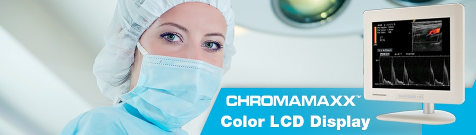 CHROMAMAXX COLOR LCD DISPLAYS
