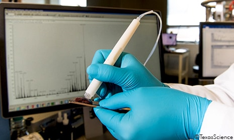 MasSpec Pen Diagnoses Cancerous Cells in Seconds
