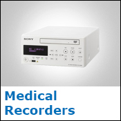 Sony Medical Recorders